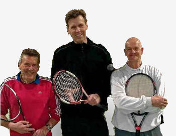 Tennistrainer - Team - Tennisschule am Brmfelder See